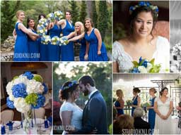 Jacquelyn and Devin Wedding collage