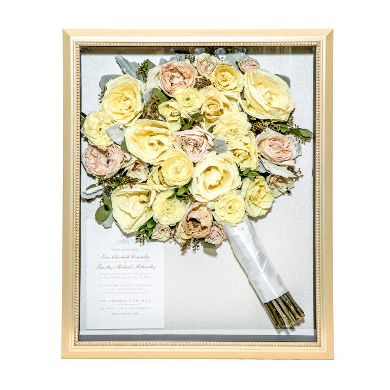 Preserved Bouquet Art