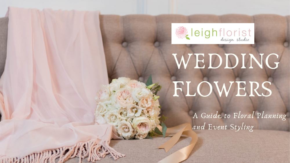 Floral Planning & Event Styling